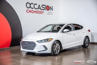 Used 2018 Hyundai Elantra GL+MAGS+SIEGE/CHAUFF+CAM/RECUL+BLUETOOTH for sale in Laval, QC