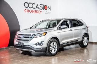 Used 2016 Ford Edge SEL+CUIR+VOLANT/SIEGES CHAUFFANTS+CAMERA DE RECUL for sale in Laval, QC