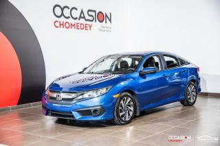 Used 2017 Honda Civic EX+TOIT+SIEGES CHAUFFANTS+CAMERA DE RECUL for sale in Laval, QC