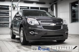 Used 2013 Chevrolet Equinox LT AWD chez Rimouski Hyundai for sale in Rimouski, QC