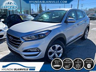 Used 2017 Hyundai Tucson GL CAMÉRA DE RECUL, BLUETOOTH, A/C, CRUI for sale in Blainville, QC