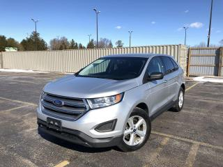 Used 2018 Ford Edge SE AWD for sale in Cayuga, ON