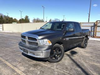 Used 2018 RAM 1500 Tradesman CREW 4WD for sale in Cayuga, ON