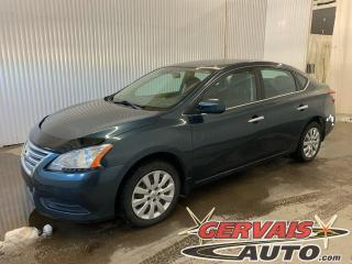 Used 2014 Nissan Sentra S A/C Bluetooth Automatique *Bas Kilométrage* for sale in Shawinigan, QC