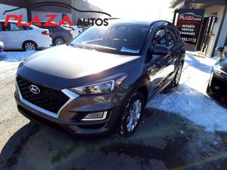 Used 2020 Hyundai Tucson Preferred AWD, CUIR, TOIT OUVRANT for sale in Beauport, QC