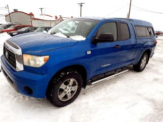 Used 2008 Toyota Tundra 4WD Double Cab 146  4.7L SR5 for sale in Beauport, QC
