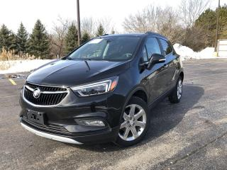 Used 2017 Buick Encore Essence AWD for sale in Cayuga, ON