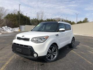 Used 2015 Kia Soul SX for sale in Cayuga, ON