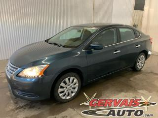 Used 2014 Nissan Sentra S Automatique A/C Bluetooth *Transmission Automatique* for sale in Trois-Rivières, QC
