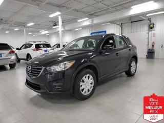 Used 2016 Mazda CX-5 GX - JAMAIS ACCIDENTE + FINANCEMENT FACILE !!! for sale in St-Eustache, QC