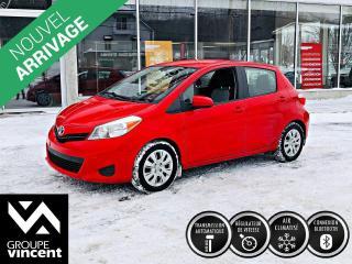 Used 2013 Toyota Yaris LE ** GARANTIE 10 ANS ** Reconnu pour sa fiabilité légendaire! for sale in Shawinigan, QC