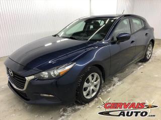Used 2017 Mazda MAZDA3 GX Sport A/C Hatchback *Transmission Automatique* for sale in Shawinigan, QC