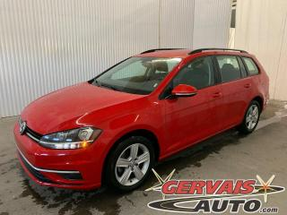 Used 2019 Volkswagen Golf Sportwagen Comfortline 4Motion AWD Bluetooth Caméra Mags *Traction intégrale* for sale in Shawinigan, QC