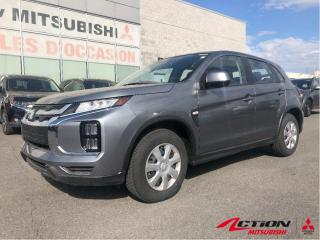 Used 2020 Mitsubishi RVR ES AWC+A/C+BLUETOOTH+APPLE CARPLAY+AUTO+CAMÉRA for sale in St-Hubert, QC