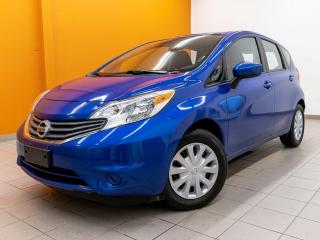 Used 2016 Nissan Versa Note SV BLUETOOTH AUTOMATIQUE *CAMÉRA RECUL* for sale in St-Jérôme, QC