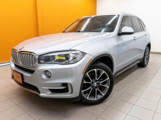 Used 2018 BMW X5 XDRIVE35I ALERTES HARMAN NAV CUIR *TOIT PANO* for sale in St-Jérôme, QC