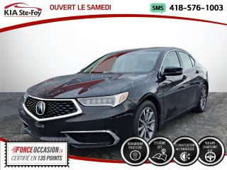 Used 2019 Acura TLX TECH * JAMAIS ACCIDENTÉ* SIEGES CHAUFFAN for sale in Québec, QC