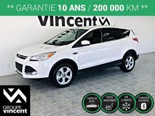 Used 2015 Ford Escape SE ** GARANTIE 10 ANS ** Un véhicule dont la réputation n'est plus à faire! for sale in Shawinigan, QC