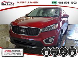 Used 2017 Kia Sorento LX* AWD* SIEGES CHAUFFANTS* JAMAIS ACCID for sale in Québec, QC