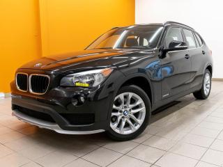 Used 2015 BMW X1 XDRIVE28I SIÈGES / VOLANT CHAUFF CUIR *TOIT PANO* for sale in St-Jérôme, QC
