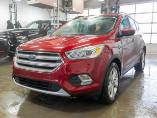 Used 2017 Ford Escape SE AWD HAYON ÉLECT CAMÉRA SIÈGES CHAUFFANTS *NAV* for sale in St-Jérôme, QC