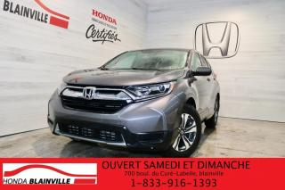 Used 2019 Honda CR-V Lx 2rm for sale in Blainville, QC