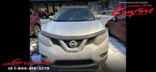 Used 2015 Nissan Rogue Traction intégrale, 4 portes S for sale in Chicoutimi, QC