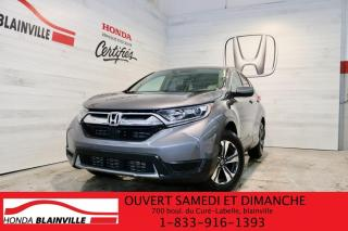 Used 2018 Honda CR-V LX Traction Intégrale for sale in Blainville, QC
