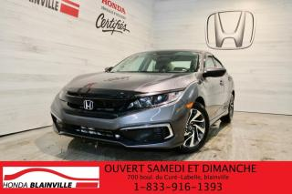 Used 2019 Honda Civic EX CVT for sale in Blainville, QC
