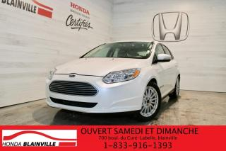 Used 2018 Ford Focus SE BERLINE for sale in Blainville, QC
