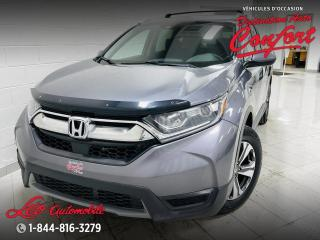 Used 2017 Honda CR-V LX Traction intégrale 5 portes for sale in Chicoutimi, QC