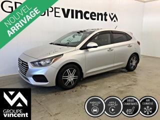 Used 2020 Hyundai Accent PREFERRED ** GARANTIE 10 ANS ** Wow! À voir, comme neuf! for sale in Shawinigan, QC