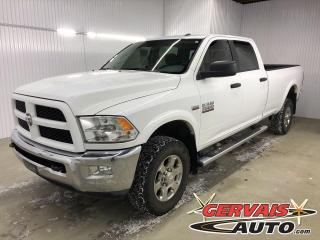 Used 2018 RAM 2500 Outdoorsman Crew Cab Boite Longue 4x4 V8 HEMI for sale in Shawinigan, QC