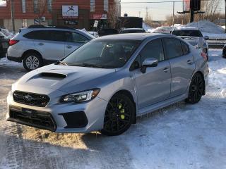 Used 2019 Subaru WRX STI Sport-tech BM avec aileron for sale in Trois-Rivières, QC