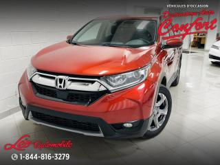 Used 2017 Honda CR-V EX-L Traction intégrale 5 portes for sale in Chicoutimi, QC