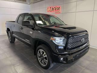 Used 2021 Toyota Tundra TRD 4x4 Sport for sale in Québec, QC