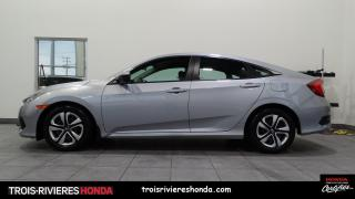 Used 2017 Honda Civic LX + GARANTIE 5/100 + BAS KILO + DEMARRE for sale in Trois-Rivières, QC