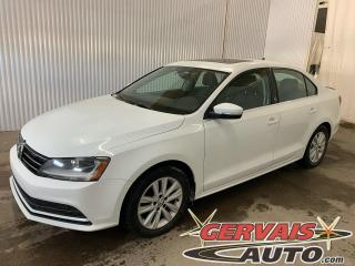 Used 2017 Volkswagen Jetta Wolfsburg Edition Toit Ouvrant Caméra Mags *Transmission Automatique* for sale in Shawinigan, QC