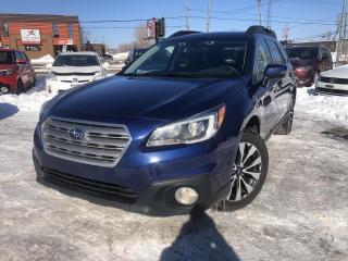 Used 2017 Subaru Outback 3.6R Limited avec ensemble Technologie f for sale in Trois-Rivières, QC