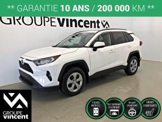 Used 2019 Toyota RAV4 XLE AWD ** GARANTIE 10 ANS ** Occasion à saisir, vus quatre roues motrice récent et à bas kilométrage! for sale in Shawinigan, QC