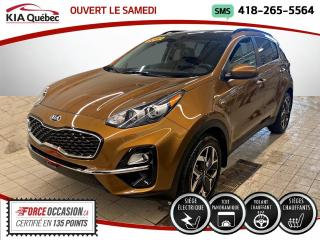 Used 2020 Kia Sportage ** EX * SIEGES CHAUFFANT * TOIT PANORAMI for sale in Québec, QC