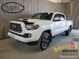 Used 2017 Toyota Tacoma TRD Sport Bas kilométrage for sale in Rouyn-Noranda, QC
