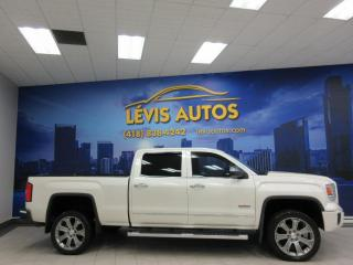 Used 2014 GMC Sierra 1500 SLE ALL TERRAIN CREW-CAB BOITE 6½ JAMAIS for sale in Lévis, QC