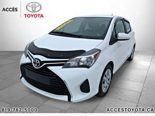 Used 2015 Toyota Yaris LE for sale in Rouyn-Noranda, QC