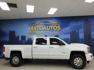 Used 2015 Chevrolet Silverado 2500 HIGH COUNTRY DURAMAX DIESEL ALL DELETE 1 for sale in Lévis, QC