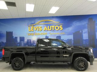 Used 2017 GMC Sierra 1500 LIMITED 5.3L V8 DOUBLE CAB 55100KM TRES for sale in Lévis, QC