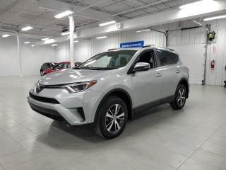 Used 2018 Toyota RAV4 LE - CAMERA + S. CHAUFFANTS + JAMAIS ACCIDENTE !!! for sale in St-Eustache, QC