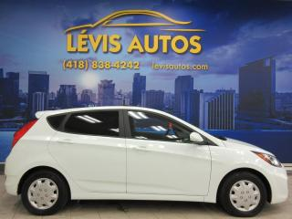 Used 2013 Hyundai Accent GLS TOIT OUVRANT SIEGE CHAUFFANT 117800 for sale in Lévis, QC
