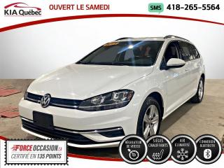 Used 2019 Volkswagen Golf Sportwagen COMFORTLINE * AWD * SIEGES CHAUFFANT * for sale in Québec, QC