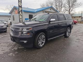 Used 2017 Chevrolet Tahoe for sale in Madoc, ON